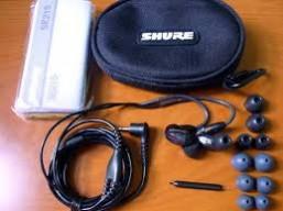 Ακουστικά Shure SE215